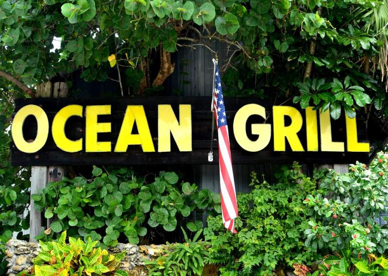 The Ocean Grill